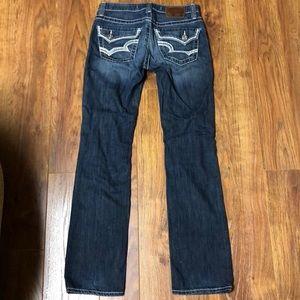 Big Star Jeans - Big Star Maddie Straight Leg Jeans